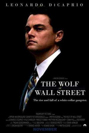 The Wolf of Wall Street - Crime, Drama