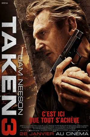 Taken 3 - Action, Thriller