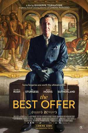 The Best Offer - Drama