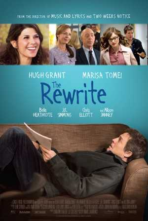 The Rewrite - Romantic comedy