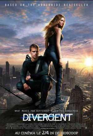 Divergent - Action, Romantic, Adventure