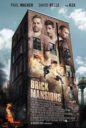 Brick Mansions - Action