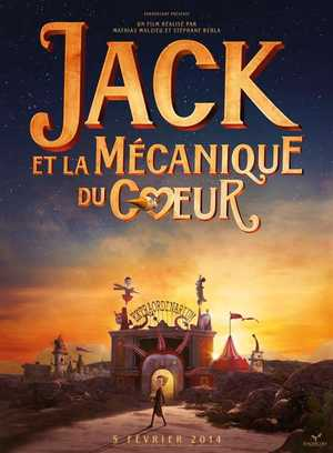 Jack & The Cuckoo-Clock Heart - Drama, Adventure, Animation (modern)