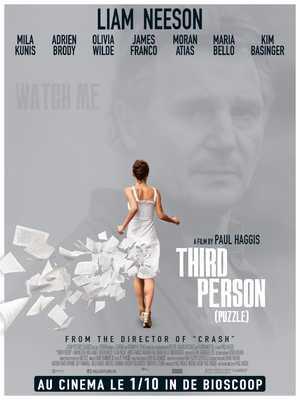 Third Person - Drama