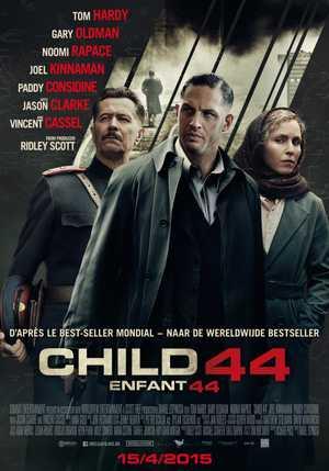 Child 44 - Thriller