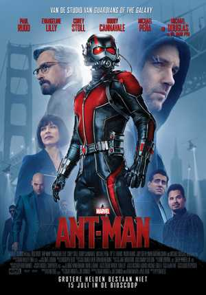 Ant-Man - Action, Adventure