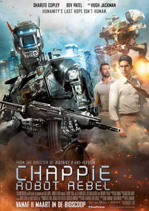 Chappie : Robot Rebel - Science Fiction, Comedy
