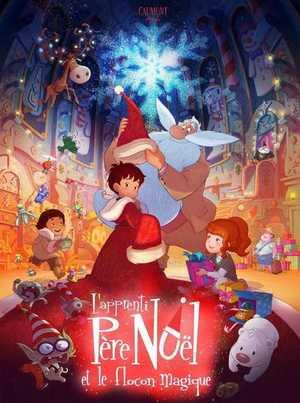 L'Apprenti Père-Noël et le Flocon Magique - Animation (modern)