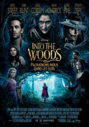 Into the Woods - Musical comedy, Comedy, Fantasy