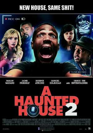 A Haunted House 2 - Horror, Comedy