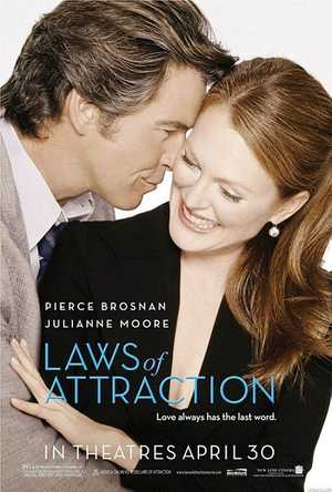 Laws of Attraction - Romantic comedy