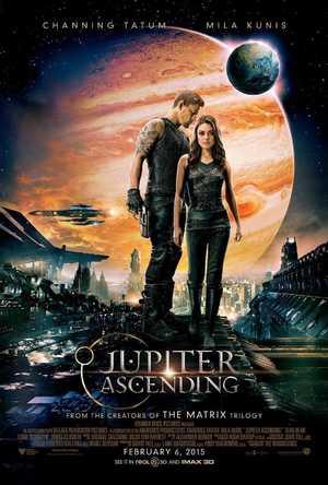 Jupiter Ascending - Action, Science Fiction