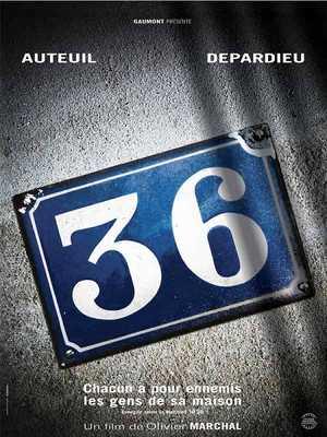 36, Quai Des Orfèvres - Thriller