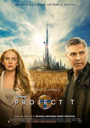Tomorrowland - Science Fiction