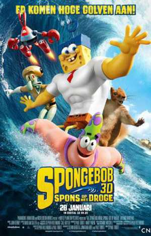 The Spongebob Movie : Sponge out of Water - Animation (modern)