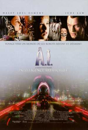 A.I : Artificial Intelligence - Science Fiction