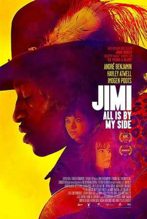 Jimi : All Is by My Side - Biographical, Drama