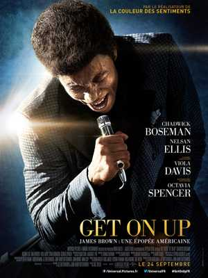 Get on Up - Biographical, Drama, Musical