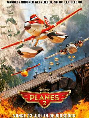 Planes : Fire and Rescue - Animation (modern)