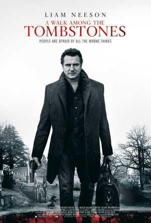 A Walk Among The Tombstones - Action, Crime
