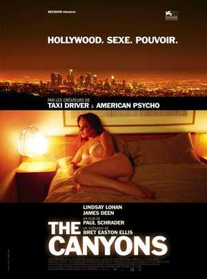 The Canyons - Thriller, Drama