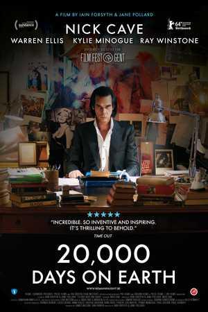 20,000 Days on Earth - Documentary