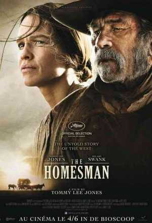 The Homesman - Drama
