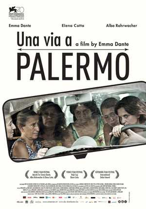A Street in Palermo - Melodrama