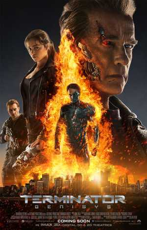 Terminator : Genisys - Action, Science Fiction, Adventure
