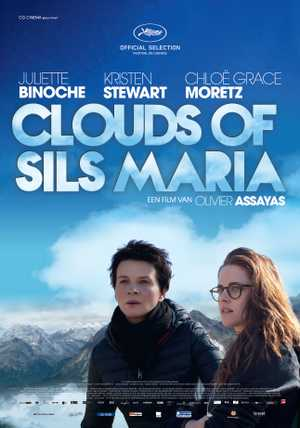 Clouds of Sils Maria - Drama