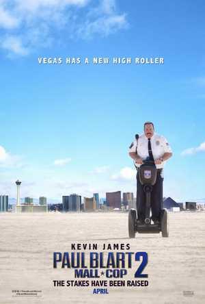 Paul Blart : Mall Cop 2 - Comedy