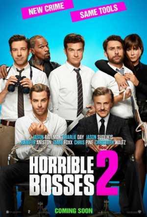 Horrible Bosses 2 - Comedy