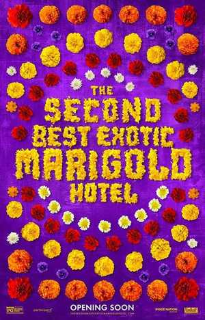 The Best Exotic Marigold 2 - Drama, Comedy