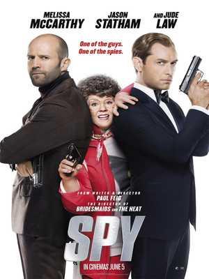 Spy - Comedy