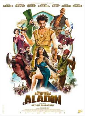 Les Nouvelles Aventures d'Aladin - Comedy