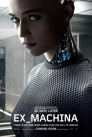 Ex Machina - Science Fiction, Drama, Romantic