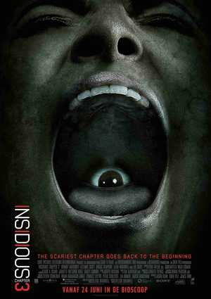 Insidious: Chapter 3 - Horror, Thriller