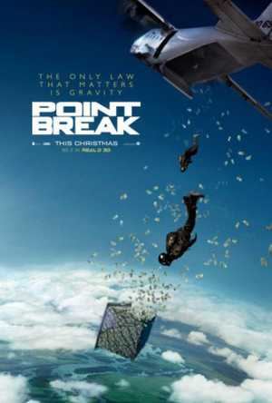 Point Break - Action, Crime