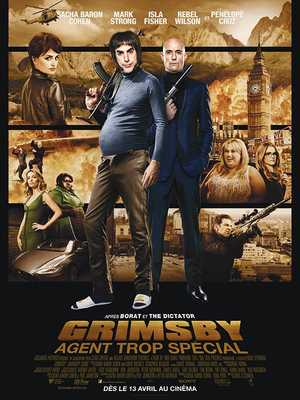The Brothers Grimsby - Comedy