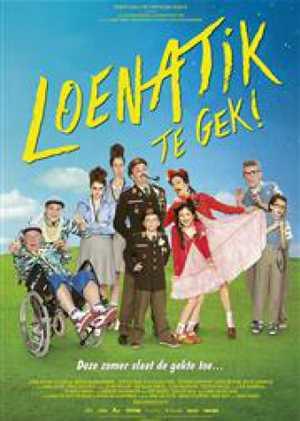 Loenatik, te gek! - Comedy, Fairytale