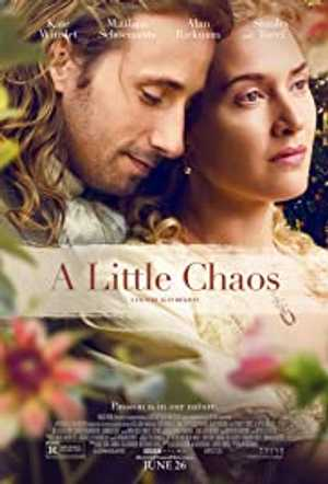 A Little Chaos - Drama, Romantic
