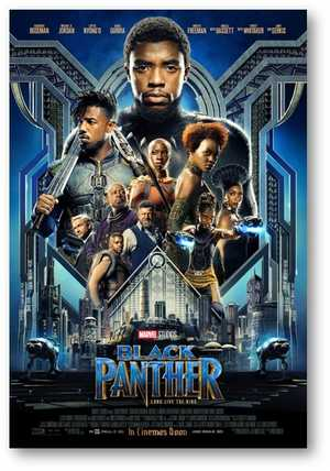 Black Panther - Action, Science Fiction, Drama