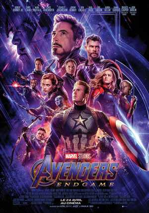 Avengers: Endgame - Action, Fantasy