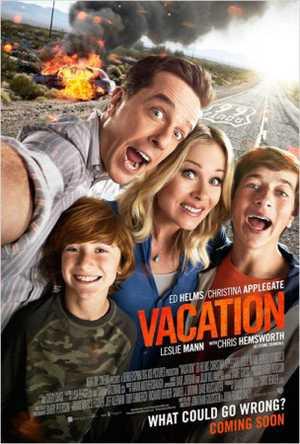 Vacation - Comedy, Adventure