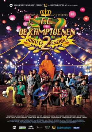 F.C. De Kampioenen 2: Jubilee general - Comedy