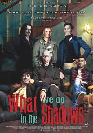 What We do in the Shadows - Comedy