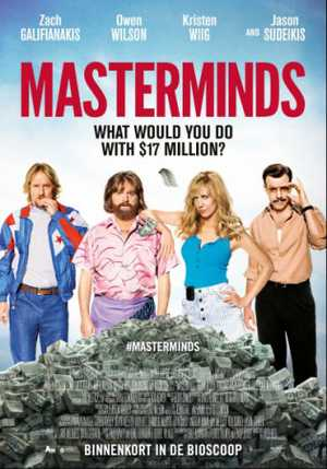 Masterminds - Action, Comedy