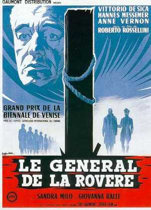 Le Général Della Rovere - Melodrama