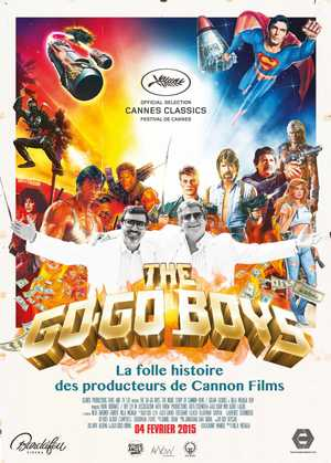 The Go Go boys : The Inside Story of Cannon Films - Action, Documentary, Science Fiction, Fantasy