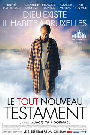 Le Tout Nouveau Testament - Comedy